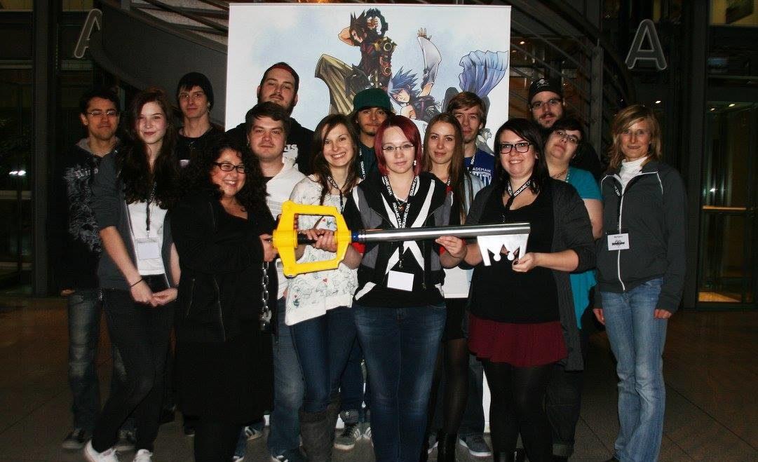 Kingdom Hearts Community Event