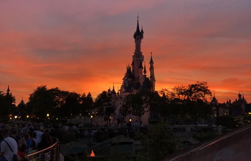 Disneyland Paris Schloss