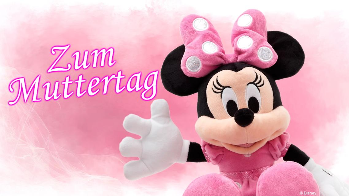 Minnie Maus Muttertag
