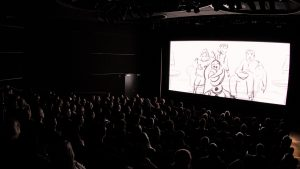Animatics from Frozen 2