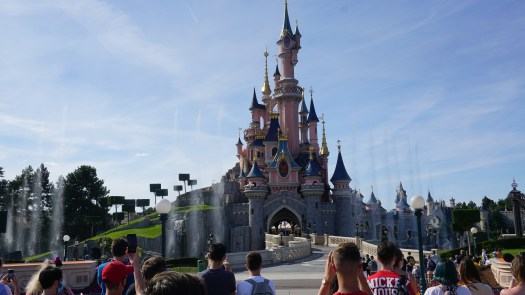 Sleeping Beauty Castle in Paris