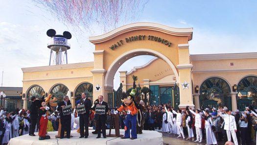 Am 16. März 2001 eröffnete der Walt Disney Studios Park in Paris