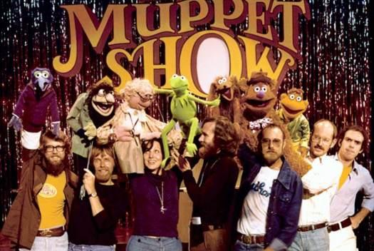 Frank Oz Jim Henson Dave Goelz Richard Hunt John Lovelady Jerry Nelson and Eren Ozker in The Muppet Show
