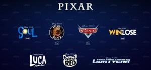 Pixar Filme und Serien ab 2021 für Disney+ und Kino
