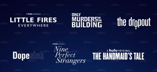 Hulu Serien ab 2021