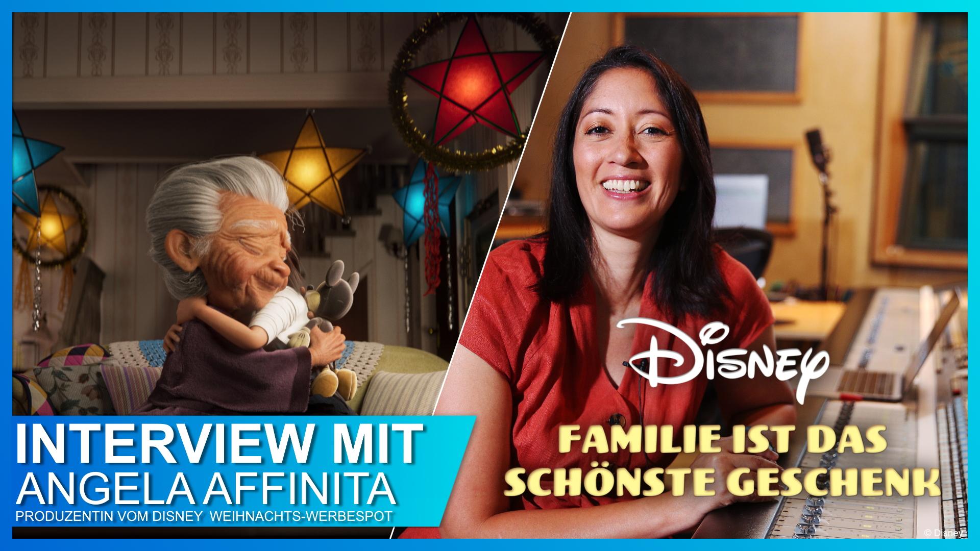 Angela Affinita, Familie ist das schönste Geschenk