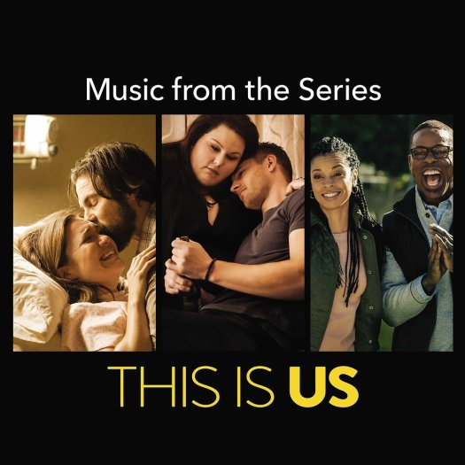 This is us Soundtrack Cover