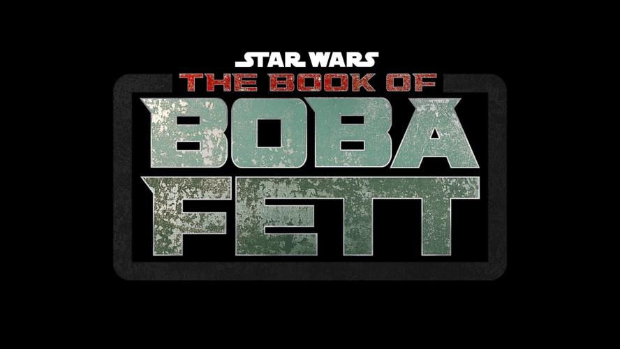 Das Logo zu Book of Boba Fett