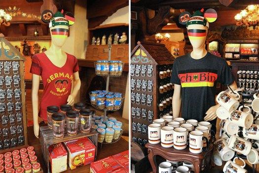 """Disney Deutschland Merchandise-Produkte im """"Volkskunst""""-Shop"""