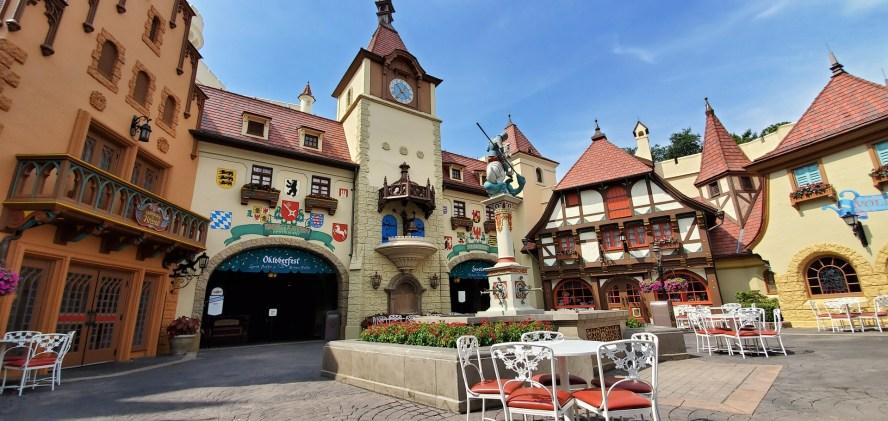 Germany Pavilion at Epcot