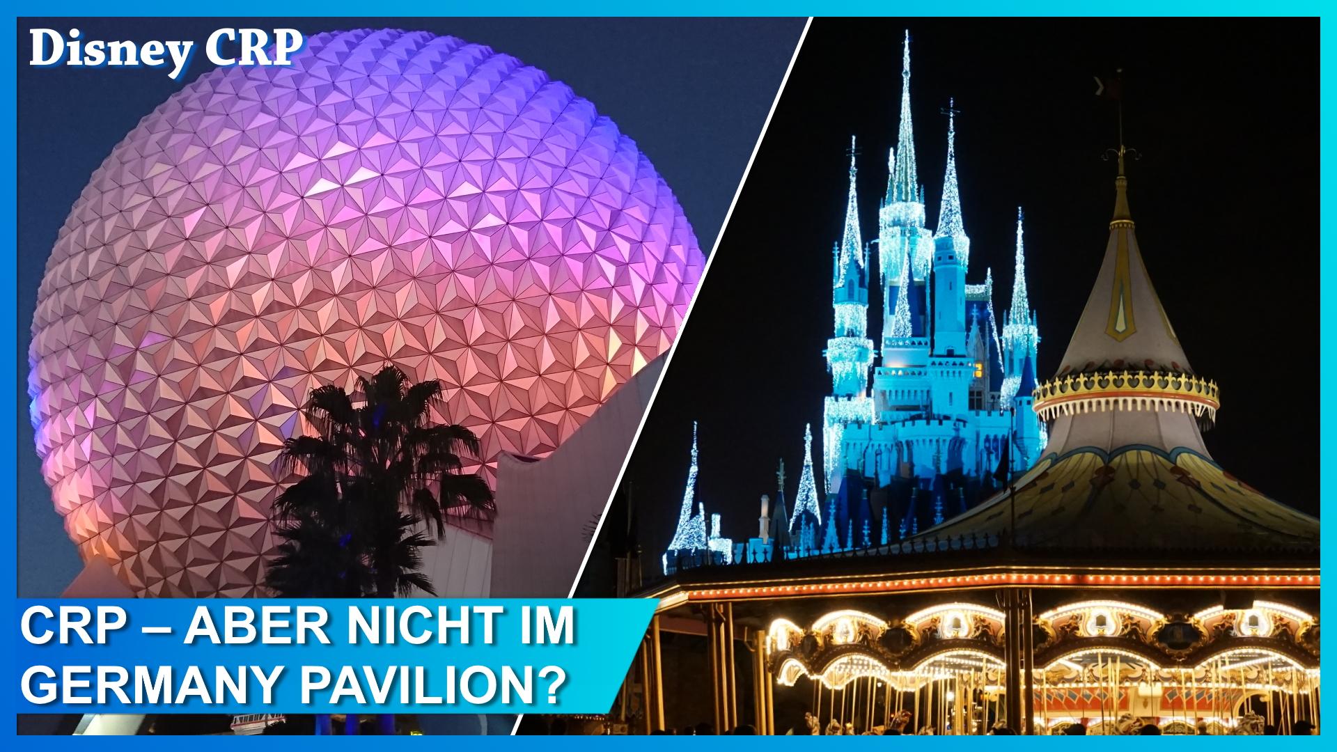Disney CRP: Welche Möglichkeiten gibt es außer Food und Merchandise?