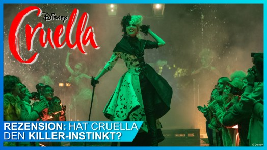 Cruella Live Action Review