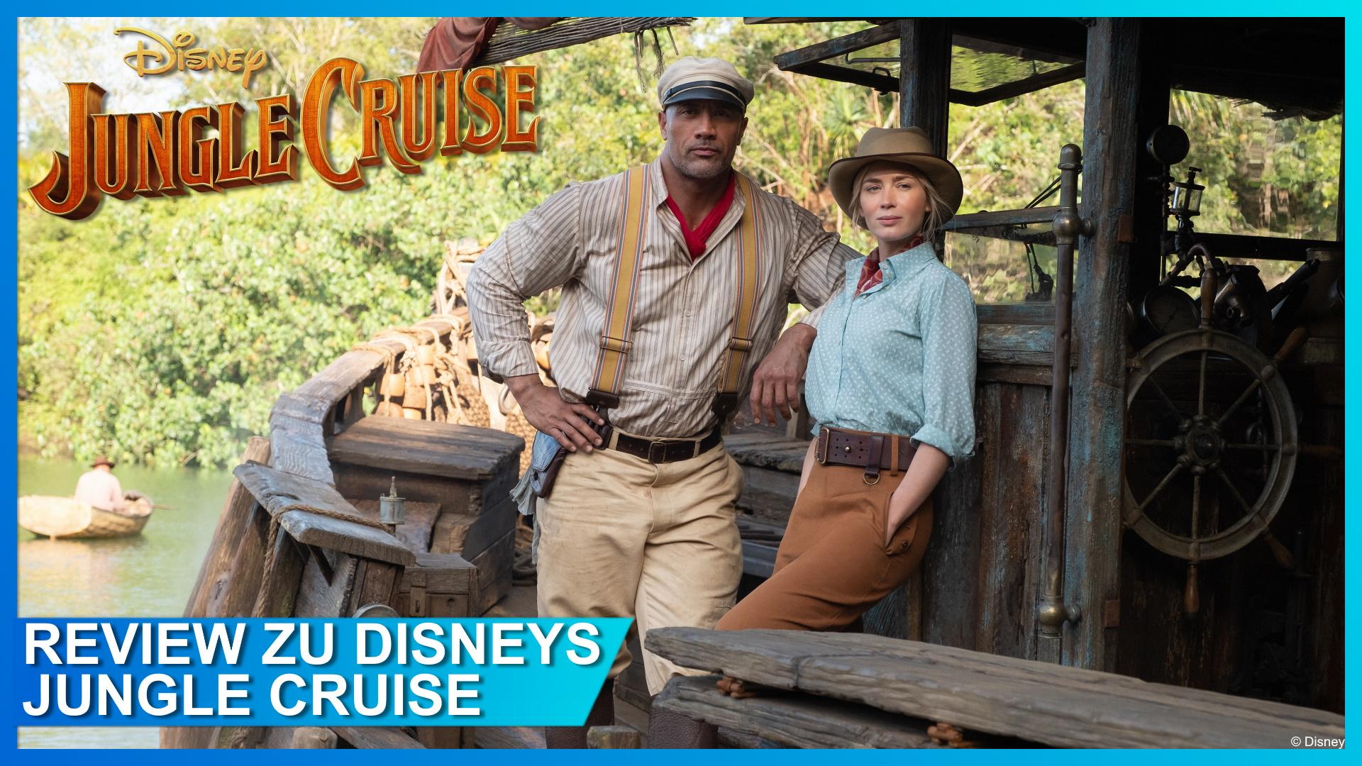 """Review: Wird """"Jungle Cruise"""" Disneys neuer Kinoblockbuster?"""