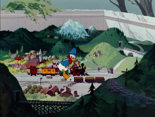 Walt Disney's Out of Scale