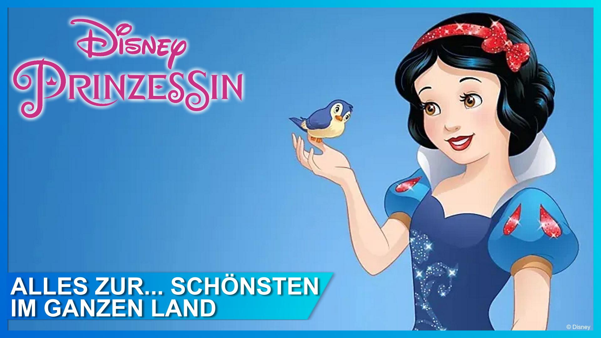Disney Prinzessin: Alles zu Schneewittchen