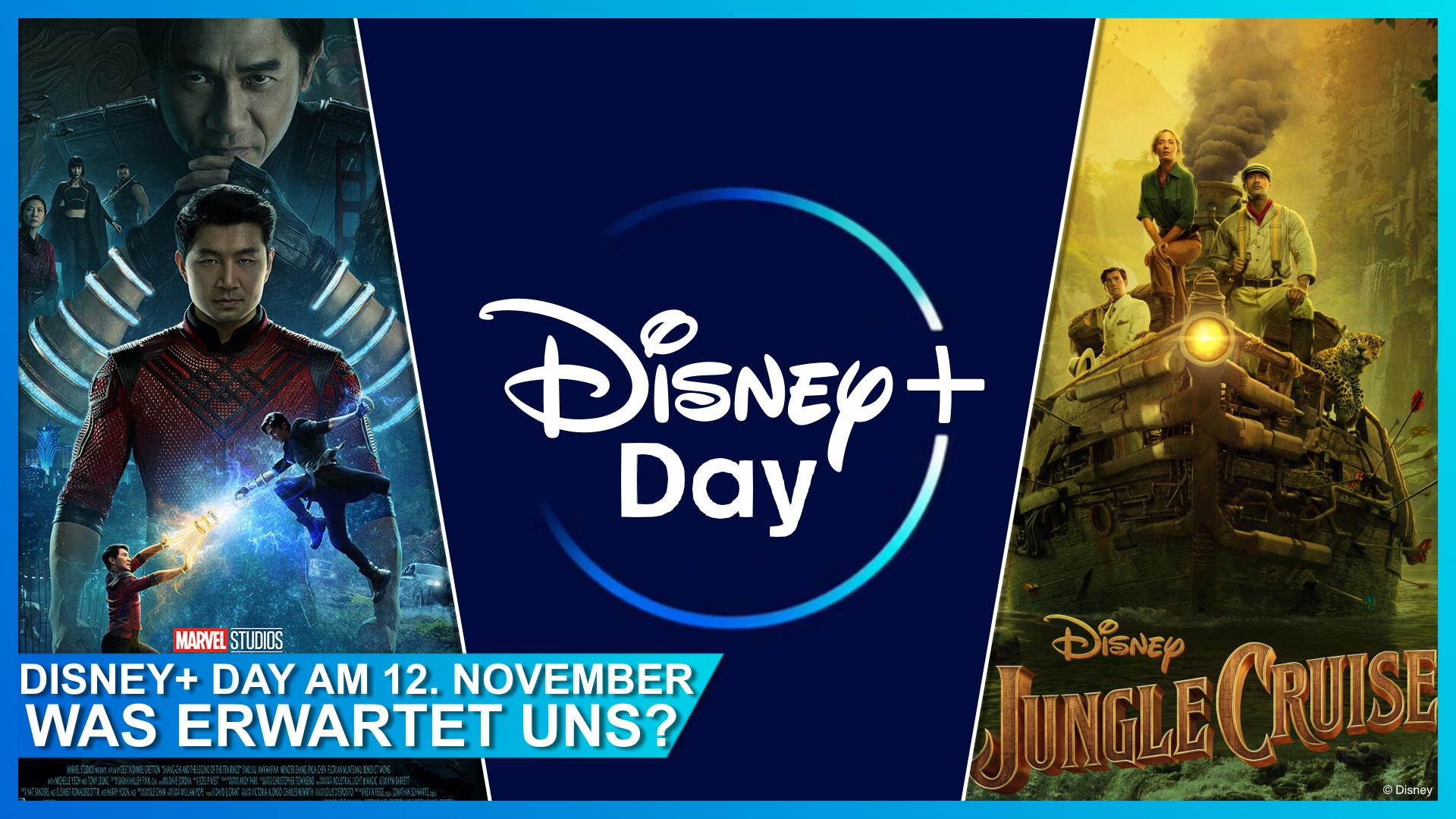 Was erwartet uns am Disney+ Day 2021? Freut euch am 12. November auf…