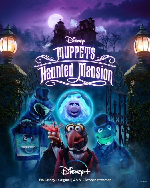 Muppets Haunted Mansion Disney