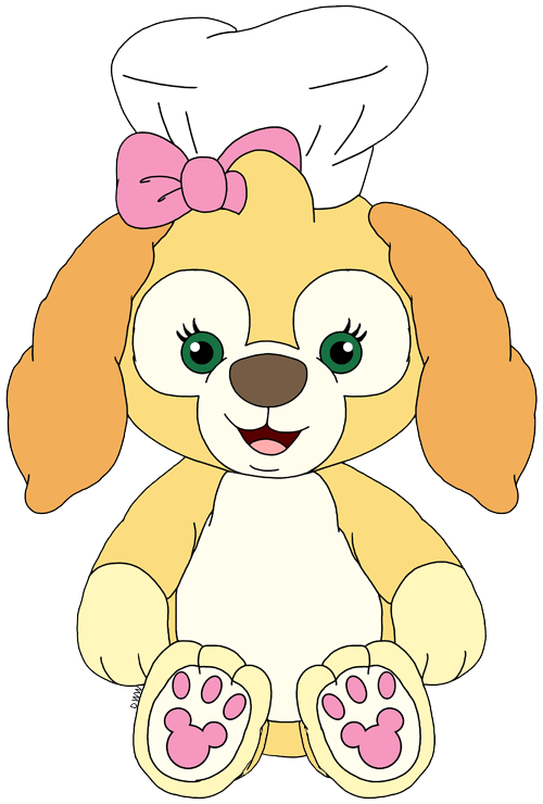 Duffy And Friends Clip Art Disney Clip Art Galore