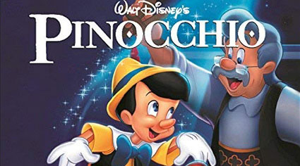 Pinocchio Songs With Lyrics From The Original Soundtrack Disney Song Lyrics