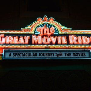 Hollywood Studios - The Great Movie Ride