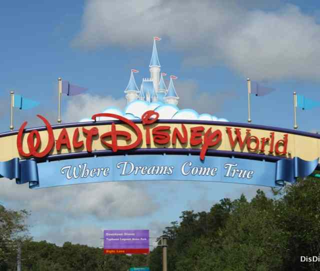 18 Numbers That Tell Us How Big Walt Disney World Is Disney Dining Information