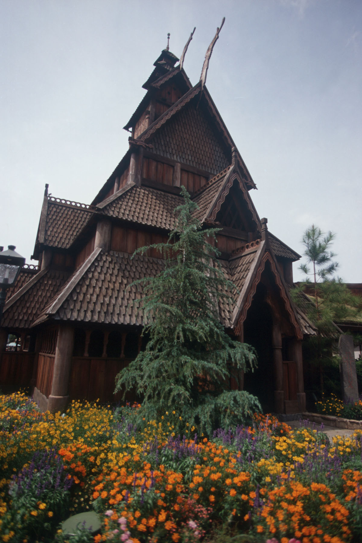 The Spirit Of Norway Movie At Epcots World Showcase In