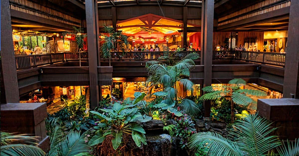 Disneys Polynesian Resort