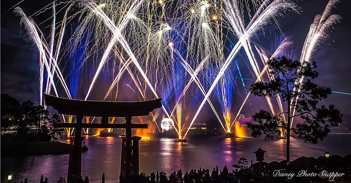 Our Top 10 Tips For Viewing Epcots IllumiNations