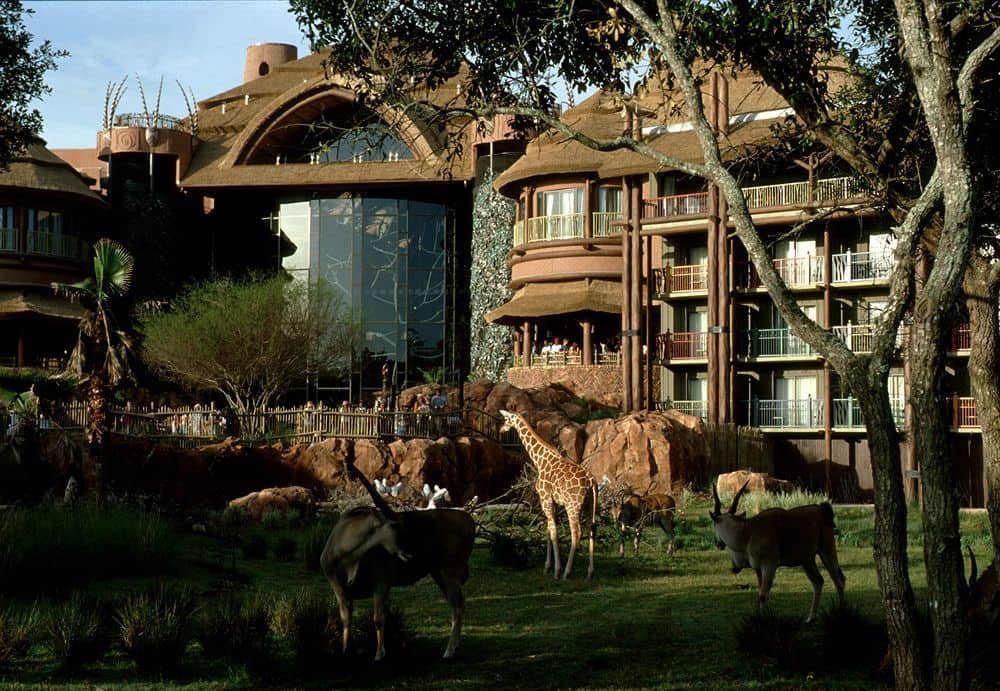 10 Expertly Themed Places Around Disney World Resorts You