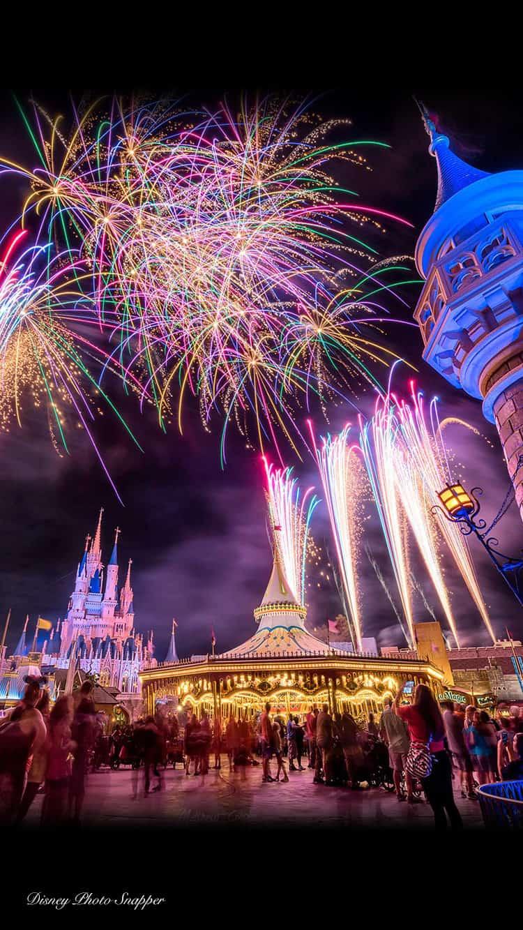 Walt Disney World Resort Wallpaper For Desktop Laptop And