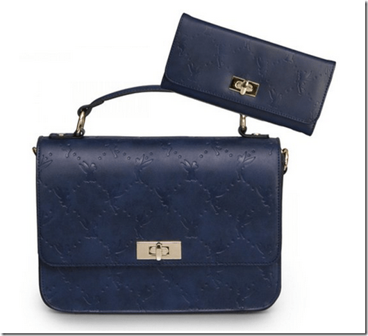 2015-01-27 13_08_47-Tinkerbell Navy Embossed Fairy Shoulder Bag & Wallet Set by Loungefly_ Handbags_