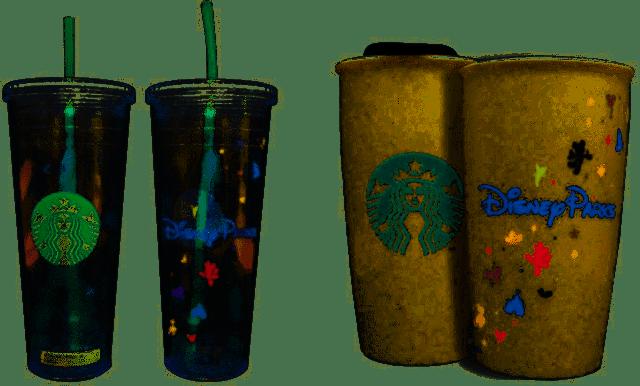 Disney Merchandise Revealed Parks Starbucks New wkuTPZXOi