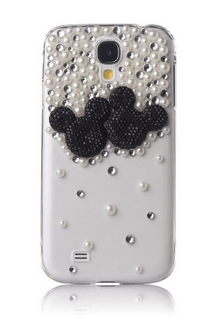 bling crystals iphone cover Disney 3d