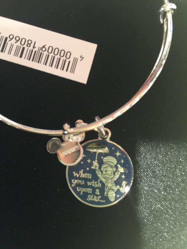 Alex And Ani Jiminy Cricket When You Wish Upon A Star Bangle