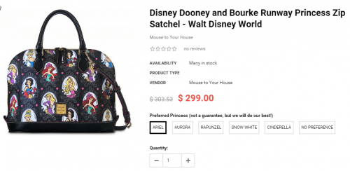 2015-08-31 10_29_49-Disney Dooney and Bourke Runway Princess Zip Satchel - Walt Disney Wor – Mouse t