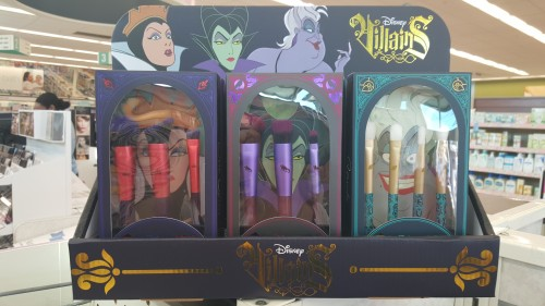 disney villains makeup brushes