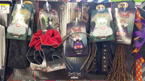 disney villains hair accessories