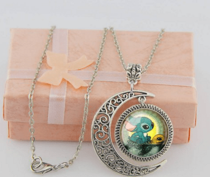 2015-11-07 17_57_42-Amazon.com_ Moon pendant Disney's Llilo and Stitch necklace Stitch and Turtle ne
