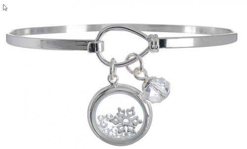 2015-11-27 14_04_26-Amazon.com_ Disney Frozen Snowflake & Glass Charm Bracelet Silver tone_ Jewelry