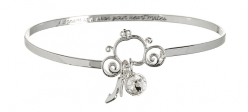 2015-11-27 14_07_00-Amazon.com_ Disney Cinderella Coach & Slipper Charm Bracelet Silver tone_ Jewelr