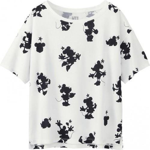 Uniqlo Lots of Minnie's T-Shirt