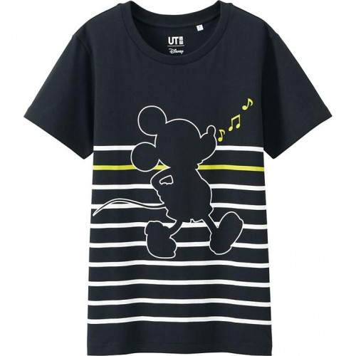 Uniqlo Mickey Mouse T-Shirt