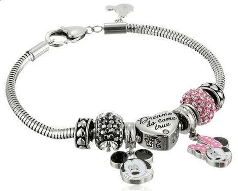 2016-02-10 20_25_12-Amazon.com_ Disney Stainless Steel Charm Bracelet, 7.5__ Jewelry