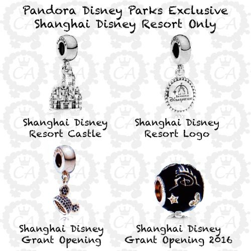 29abed115 A Fresh Look At The Disney Park Exclusive Pandora Spring/Summer 2016 ...