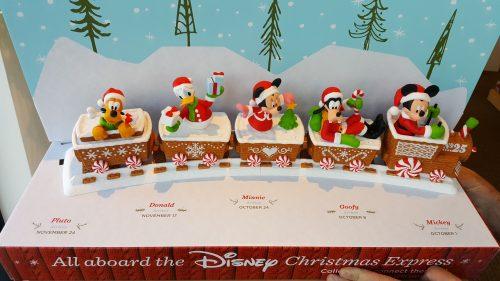 hallmark disney christmas express
