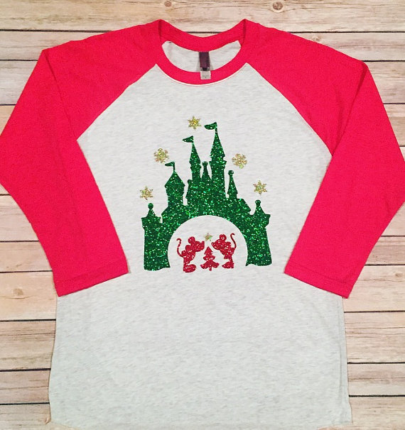Must Have Disney Shirt For The Christmas Season