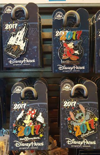 2017 disney parks merchandise