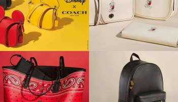 coach luggage outlet wlaf  Disney x Coach: Outlet Edition to Be Released May 15th!