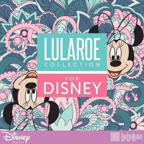 b62ba1fc552a3e The LuLaRoe Collection for Disney is destined to enchant fashionistas  everywhere!