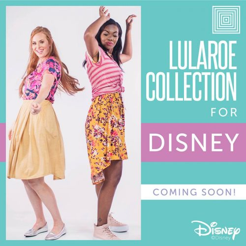 5cc0773586b490 We have an official LuLaRoe rep working with Disney Fashionista and she is  the only person that we will be working with. Please contact her if you do  not ...